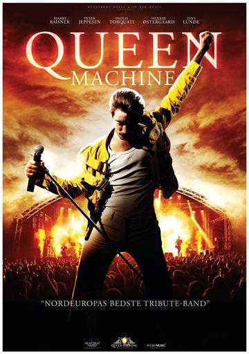 Queen Machine: Plakat