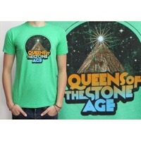 Queens Of The Stone Age: Space Mountain T-shirt