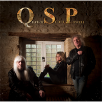 Quatro, Scott & Powell: QSP (CD)