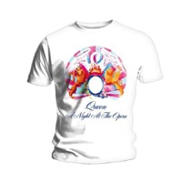 Queen: A Night At The Opera T-shirt S