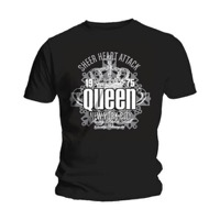 Queen: Sheer Heart Attack T-shirt