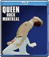 Queen: QUEEN ROCK MONTREAL + LIVE AID (BluRay)