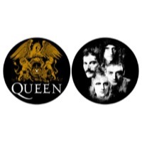 Queen: Crest - Faces Slipmat
