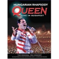 Queen: Hungarian Rhapsody Live In Budapest (BluRay)