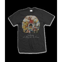 Queen: A Day At The Races T-shirt
