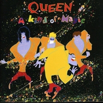 Queen: A Kind Of Magic (CD)