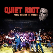 Quiet Riot: One Night In Milan (CD+DVD)