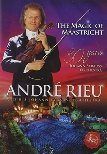 Rieu, Andre: The Magic Of Maastricht - 30 Years of The Johann Strauss Orchestra (DVD)