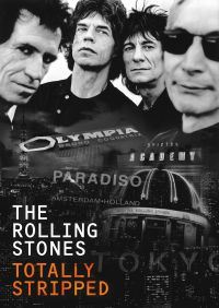 Rolling Stones: Totally Stripped (DVD/CD)