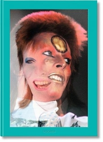 Mick Rock: The Rise Of David Bowie 1972-73 (Bog) - Signeret af Mick Rock