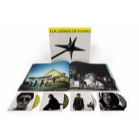 R.E.M.: Automatic For The People (3xCD+ BluRay)
