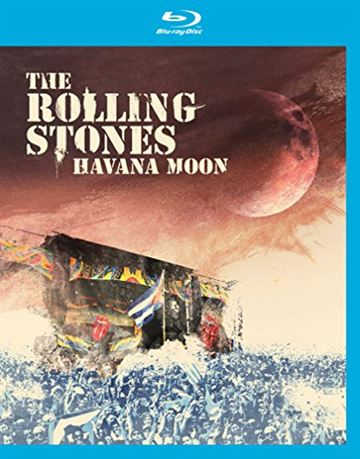 Rolling Stones: Havana Moon (BluRay)