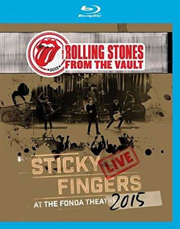 Rolling Stones: Sticky Fingers Live At The Fonda Theatre (BluRay)