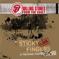 Rolling Stones: Sticky Fingers Live At The Fonda Theatre (3xVinyl+DVD)