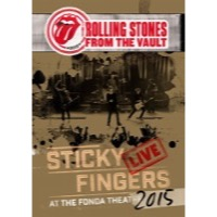 Rolling Stones: Sticky Fingers Live At The Fonda Theatre (DVD)