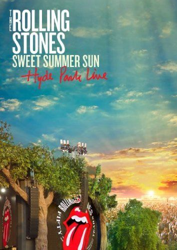Rolling Stones: Sweet Summer Sun - Hyde Park Live (BluRay)
