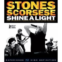 Rolling Stones: Shine A Light (BluRay)