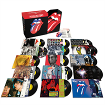 Rolling Stones: Studio Albums Vinyl Collection Box 1971 - 2016 (19xVinyl)