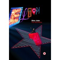 John, Elton: Red Piano Deluxe (DVD)