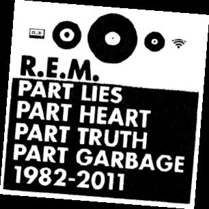 R.e.m.: Part Lies, Part Heart, Part Truth, Part Garbage 1982-2011 (2xCD)