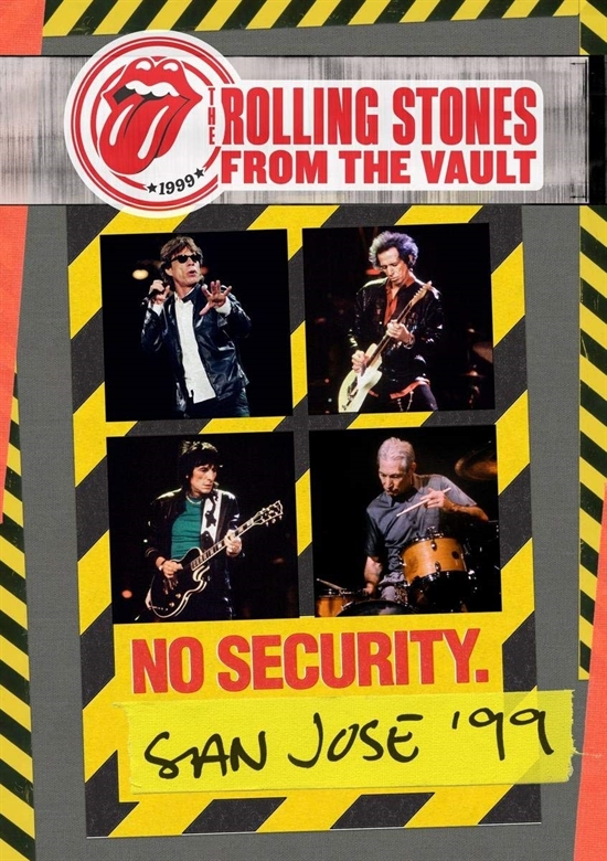 Rolling Stones, The: From The Vault - No Security - San Jose 1999 (DVD)