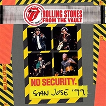Rolling Stones, The: From The Vault - No Security - San Jose 1999 (3xVinyl)