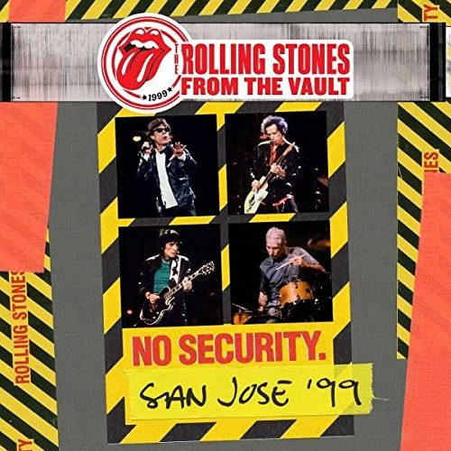 Rolling Stones, The: From The Vault - No Security - San Jose 1999 (CD+DVD)