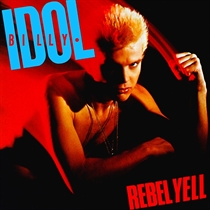 Idol, Billy: Rebel Yell (Vinyl)
