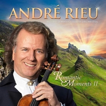 Rieu, Andre & His Johann Strauss Orchestra: Romantic Moments II (CD+DVD)