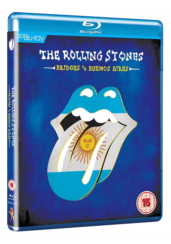 Rolling Stones, The: Bridges to Buenos Aires (BluRay)