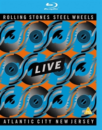 Rolling Stones, The: Steel Wheels Live (Blu-Ray)
