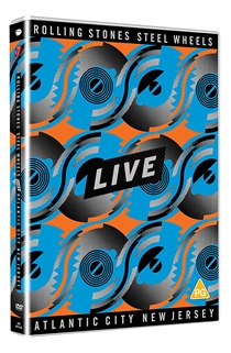 Rolling Stones, The: Steel Wheels Live (DVD)