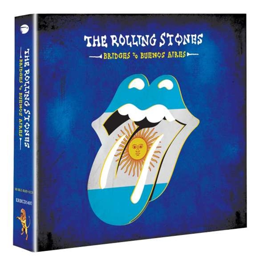 Rolling Stones, The: Bridges to Buenos Aires (2xCD+BluRay)