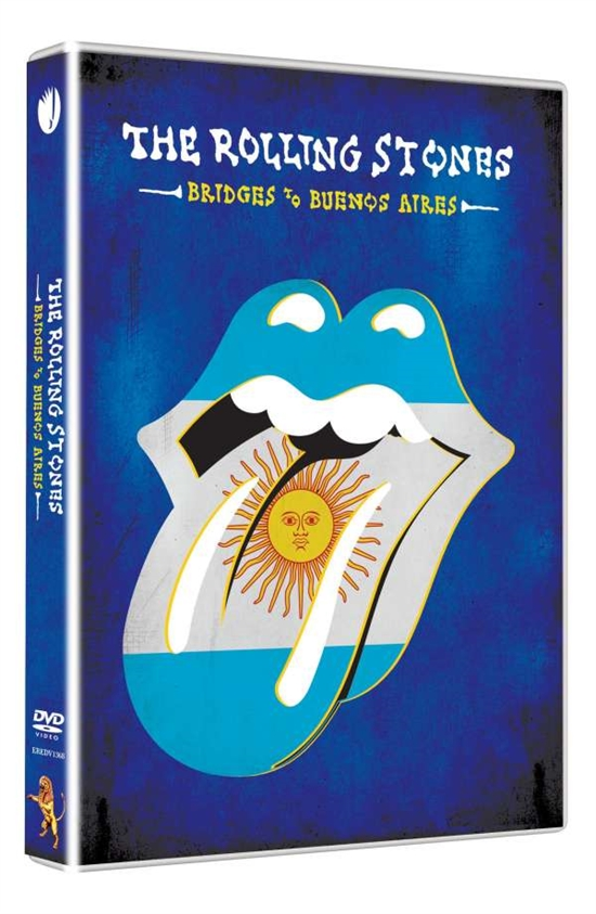 Rolling Stones, The: Bridges to Buenos Aires (DVD)