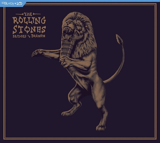 Rolling Stones, The: Bridges to Bremen (2xCD+BluRay)
