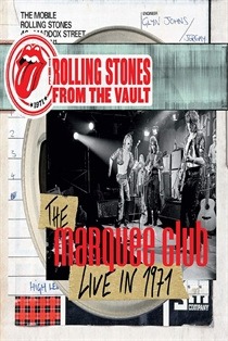 Rolling Stones, The: From The Vault - The Marquee Club Live In 1971 (CD+DVD)