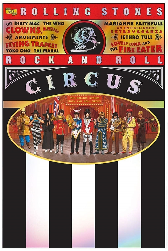 Rolling Stones, The: Rock and Roll Circus (DVD)