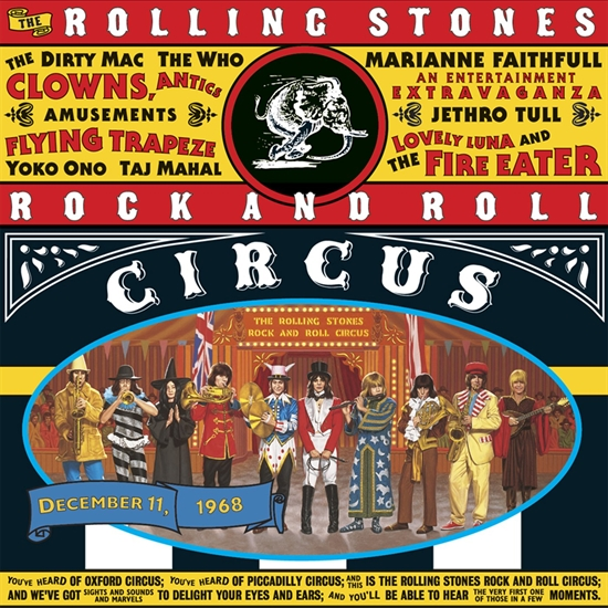 Rolling Stones, The: Rock And Roll Circus (3xVinyl)