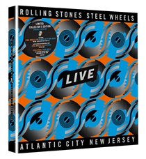 Rolling Stones, The: Steel Wheels Live Ltd. (3xCD+2xDVD+Blu-Ray)
