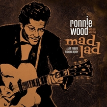 Wood, Ronnie With His Wild Five - Mad Lad A Live Tribute to Chu (Vinyl)