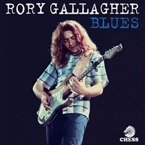 Gallagher, Rory: Blues (Vinyl)
