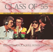 Orbison, Roy, Johnny Cash, Jerry Lee Lewis, Carl Perkins: Class of '55 - Memphis Rock & Roll Homecoming (Vinyl)
