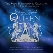 Royal Philharmonic Orchestra, The: Bohemian Rhapsody - The Music Of Queen (Vinyl)