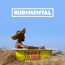 Rudimental: Toast To Our Differences Dlx. (2xVinyl)