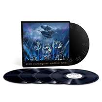 Rush: Clockwork Angels Tour Ltd. (5xVinyl)