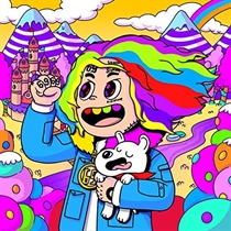 6ix9ine: Day69 - Graduation Day (CD)