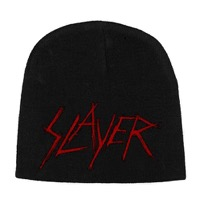Slayer: Scratched Logo Beanie