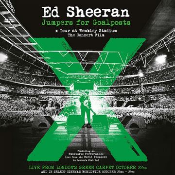 Sheeran, Ed: Jumpers for Goalposts (BluRay)