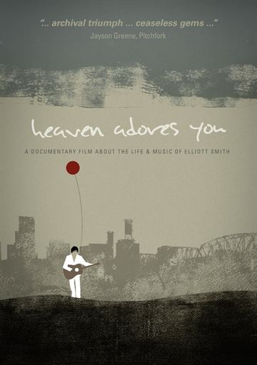 Smith, Elliott: Heaven Adores You (BluRay)