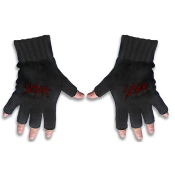 Slayer: Fingerless Gloves